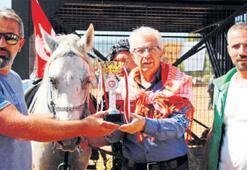 Rahvan atları Ödemiş'te koştu