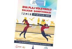 Balkan Şampiyonası İzmirde