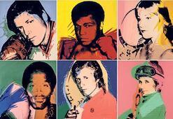 'Warhol'un Atletleri' satışa çıkıyor