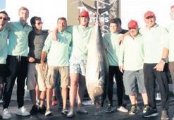 Tuna Masters'ın kazananı Özgener