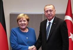 Cumhurbaşkanı Erdoğandan diplomasi mesaisi