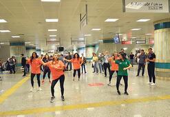 'Metroda Spor Var'