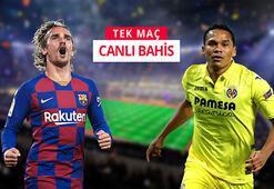 Barcelona - Villarreal canlı bahis heyecanı Misli.comda