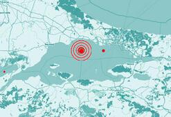İstanbulda korkutan deprem