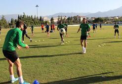 Denizlispor Türkiye Kupası maçı hazırlıklarını sürdürüyor