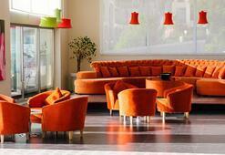 Turuncu ile  ev dekorasyonuna uyum sağlayacak renk kombinasyonları