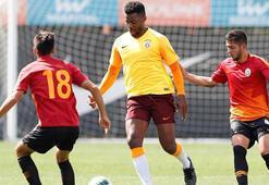 Galatasaray Yönetiminden takıma derbi öncesi destek
