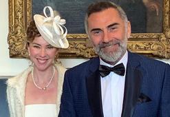 İnci Türkay ve Atilla Saral, Londra'da evlendi