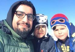 Baba ve 3 oğlunun cenazesinde gözyaşları sel oldu