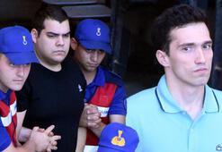 Sınırı geçen Yunan askerlerinin 5 yıl hapsi istendi
