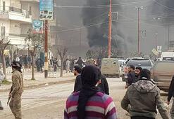Afrinde bomba yüklü araç saldırısı: 5 ölü, 11 yaralı