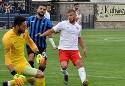 Karacabey Belediyespor-Ümraniyespor: 2-0
