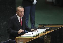 Cumhurbaşkanı Erdoğandan sert mesaj: BM ne işe yarıyor