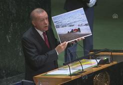 Erdoğan Birleşmiş Milletlerde konuştu