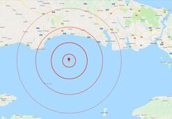İstanbul depremi kaç şiddetinde, merkez üssü neresi 24 Eylül son depremler listesi