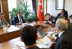 Bakan Kasapoğlu, federasyon başkanlarıyla buluştu