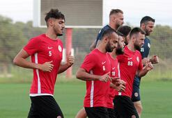 Antalyasporda Yeni Malatyaspor mesaisi