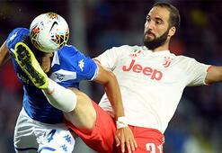Brescia-Juventus: 1-2