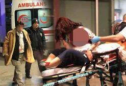 Kızını 14 yerinden bıçakladı, insan kızına kıyar mı