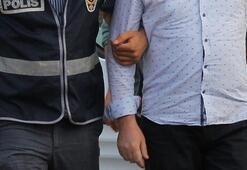 Balıkesirde FETÖ operasyonunda 2 kişi yakalandı