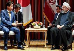 Japonya ve İran liderlerinden kritik görüşme