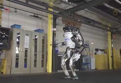 Boston Dynamics, Atlas robotunun yeni videolarını yayınladı