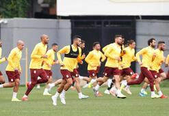 Galatasarayda hazırlıklar tam gaz