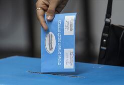 İsraildeki erken seçimlerin kesin sonuçları açıklandı