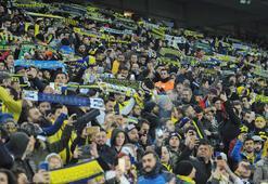 Fenerbahçeli taraftarlardan derbi biletlerine yoğun talep