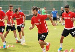 Gazişehir Gaziantep kupa maçına hazır