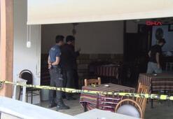 Maltepede kahvehaneye silahlı saldırı