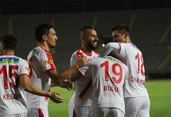 Göztepe-Yozgatspor: 3-0