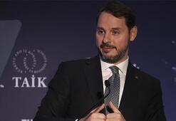 Bakan Albayrak: Küresel zorluklara karşı en iyi hazırlanmış ülkelerden biriyiz