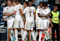 Yeni lider Real Madrid: 2-0
