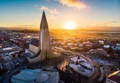 Kuzeyin soğuk başkenti Reykjavik
