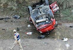 Baba ve 3 çocuğunun yaşamını yitirdiği kazadan bir acı haber daha