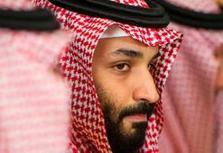 Suudi Veliaht Prens kabul etti