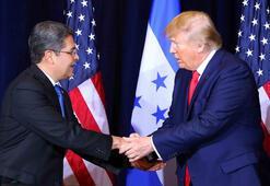 ABD ve Hondurastan göçmen anlaşması