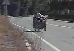 Üç tekerlekli motosikletin ehliyetsiz sürücüsü 4.25 promil alkollü çıktı