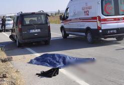 Direksiyon hakimiyetini kaybeden otomobil takla attı: 1 ölü