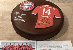 Bayernden 2022 Şampiyonlar Ligi finali için özel paylaşım