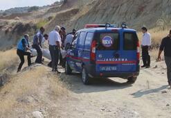 Manisada baraj gölünde erkek cesedi bulundu
