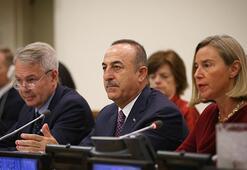 Çavuşoğlu, New Yorkta MIKTA Toplantısına katıldı
