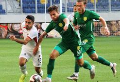 Gençlerbirliği -  Osmaniyespor: 2-0