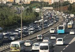 Deprem sonrası İstanbul trafiğinde son durum