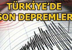 İstanbulda son depremler AFADdan son dakika deprem açıklaması