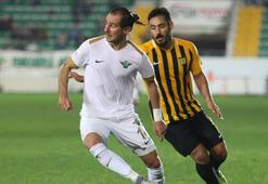 Akhisarspor - Bayburt Özel İdarespor: 2-4