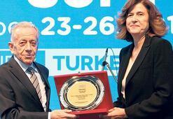 Yaşar'a süt onur ödülü