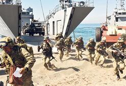 Doğu Akdeniz'de  'Kararlılık' tatbikatı
