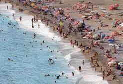 Ersoy: 2023 turist hedefi 75 milyonun üzerinde